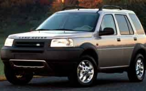 2002 land rover freelander vs toyota highlander subaru. Black Bedroom Furniture Sets. Home Design Ideas