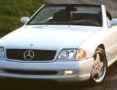 2002 Mercedes Benz SL Class