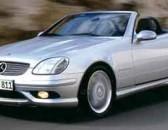 2002 Mercedes Benz SLK Class 3.2L AMG