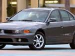 2002 Mitsubishi Galant: Cranky Mitsus