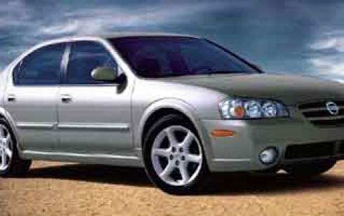 2002 Nissan Maxima vs Toyota Camry, Mercedes-Benz C Class ...