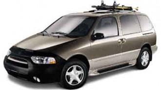 2002 Nissan Quest SE