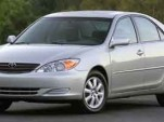 2002 Toyota Camry XLE