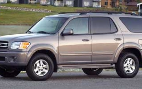 2002 toyota sequoia vs nissan pathfinder jeep grand cherokee toyota 4runner acura mdx ford. Black Bedroom Furniture Sets. Home Design Ideas