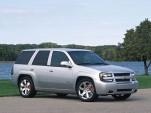 2002 Chevrolet TrailBlazer SS concept