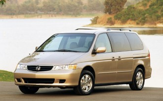 Airbag Recall Expanded To More 2001-2003 Honda, Acura Vehicles