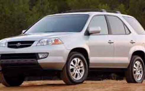 2003 acura mdx vs jeep grand cherokee ford explorer volvo xc90 dodge durango lincoln aviator. Black Bedroom Furniture Sets. Home Design Ideas