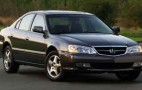 Acura Recalls TL and CL Models For Driver Airbag Issue