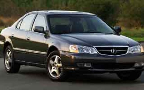 2003 Acura TL vs Toyota Camry, Honda Accord Sedan ...