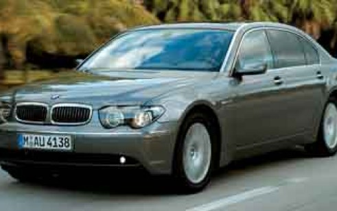 2003 BMW 7-Series vs Audi A8, Mercedes-Benz S Class, Lincoln Town Car - The Car Connection
