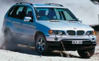 2000-2003 BMW 3-Series, 5-Series, X5 recalled, may contain Takata airbags