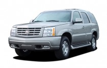 2003 Cadillac Escalade 4-door 2WD Angular Front Exterior View