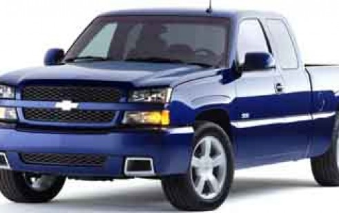 2003 Chevrolet Silverado Ss Vs Ford F 150 Ford Super Duty F 250
