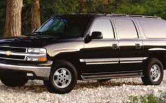 2003 Chevrolet Suburban Finds New Life As A Family Vehicle