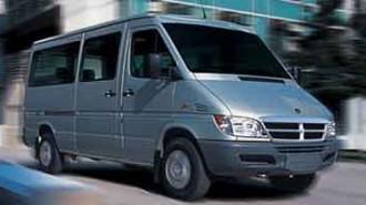 2003 Dodge Sprinter Wagon