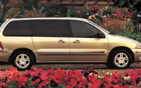 2003 Ford Windstar Wagon SE