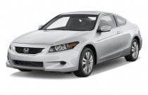 2009 Honda Accord Coupe 2-door I4 Auto EX Angular Front Exterior View