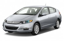 2010 Honda Insight 5dr CVT EX Angular Front Exterior View