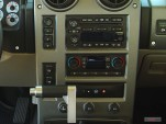2003 HUMMER H2 4-door Wagon Instrument Panel