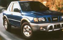 2003 Isuzu Rodeo Sport