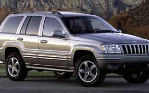2003 Jeep Grand Cherokee vs Toyota Highlander, Honda Pilot ...