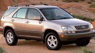2003 Lexus RX 300