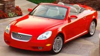 2003 Lexus SC 430