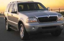 2003 Lincoln Aviator Luxury