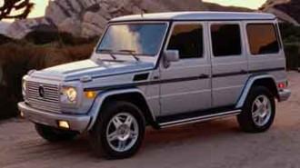 2003 Mercedes Benz G Class