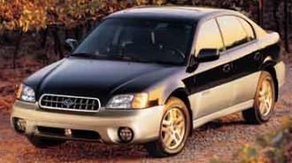 2003 Subaru Legacy Sedan Outback Ltd