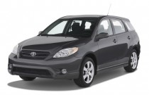 2008 Toyota Matrix 5dr Wagon Auto XR (Natl) Angular Front Exterior View