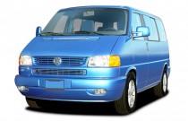 2003 Volkswagen EuroVan 3dr GLS Angular Front Exterior View