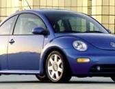 2003 Volkswagen New Beetle Coupe GLX