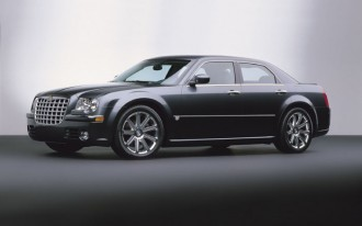 2003 NY Show: Chrysler 300C