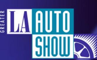 2003 L.A. Auto Show Index