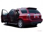 2004 Acura MDX 4-door SUV Touring Pkg w/Navigation Open Doors