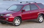 2003-2006 Acura MDX Included In Wide-Ranging Honda Recall