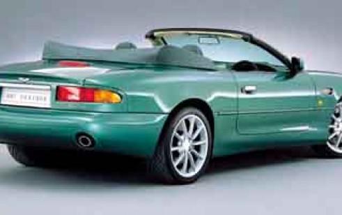 2004 Aston Martin DB7 Vantage