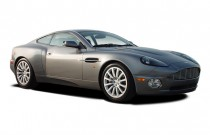 2004 Aston Martin Vanquish 2-door Coupe Angular Front Exterior View