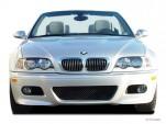 2005 BMW 3-Series M3 2-door Convertible Front Exterior View