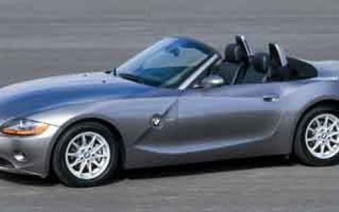 2004 BMW Z4-Series 2.5i