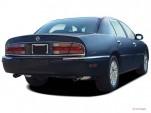 2005 Buick Park Avenue 4-door Sedan Ultra *Ltd Avail* Angular Rear Exterior View