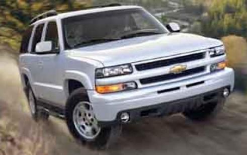 2004 Chevrolet Tahoe vs GMC Yukon, Toyota Highlander ...