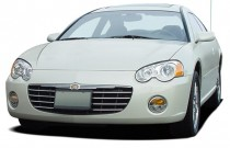 2004 Chrysler Sebring 2004 2-door Coupe Limited Angular Front Exterior View
