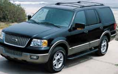 2004 Ford Expedition Vs Volvo Xc90 Honda Pilot Jeep