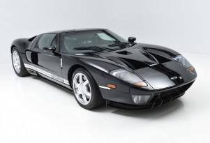 2004 Ford GT CP-1 (Confirmation Prototype 1) bearing chassis number 004