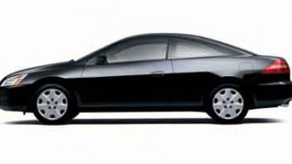 2004 Honda Accord Cpe LX