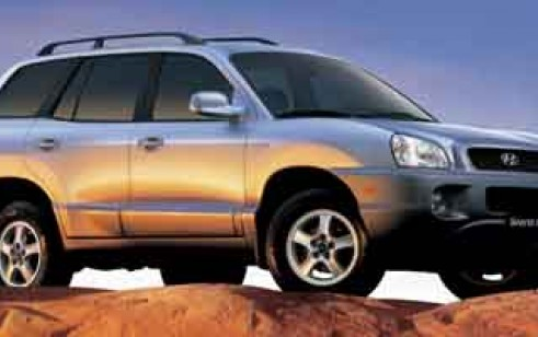 2004 hyundai santa fe vs toyota rav4 toyota highlander honda cr v kia sorento subaru. Black Bedroom Furniture Sets. Home Design Ideas