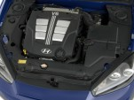 2008 Hyundai Tiburon 2-door Coupe Auto GT Limited Engine