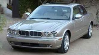 2004 Jaguar XJ VDP